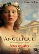 Couverture Angélique, les fêtes royales