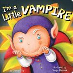 Couverture I'm a Little Vampire
