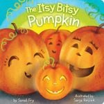 Couverture The Itsy Bitsy Pumpkin