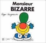 Couverture Monsieur Bizarre