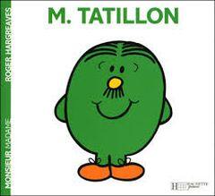 Couverture Monsieur Tatillon
