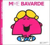 Couverture Madame bavarde