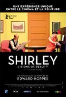 Affiche Shirley, un voyage dans la peinture d'Edward Hopper