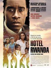 Affiche Hotel Rwanda