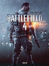 Couverture The Art of Battlefield 4
