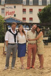 Affiche Hôtel de la plage