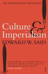 Couverture Culture And Imperialism