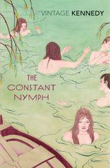Couverture The Constant Nymph