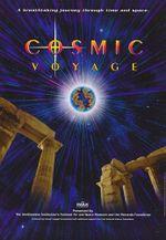 Affiche Cosmic Voyage