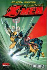 Couverture Surdoués - Astonishing X-Men, tome 1