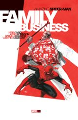 Couverture Amazing Spider-Man: Family Business