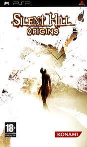 Jaquette Silent Hill: Origins