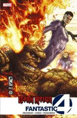 Couverture Dark Reign: Fantastic Four