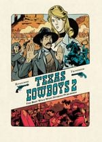 Couverture Texas Cowboys, tome 2