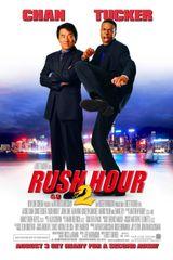 Affiche Rush Hour 2