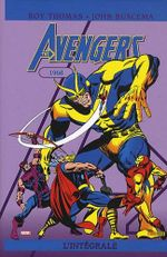 Couverture 1968 - The Avengers : L'Intégrale, tome 5