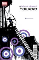 Couverture Hawkeye (2012 - 2014)