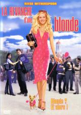 Affiche La Revanche d'une blonde