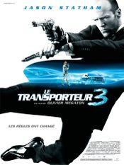 Affiche Le Transporteur 3