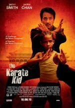 Affiche Karaté Kid