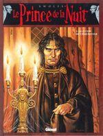 Couverture La Lettre de l'Inquisiteur - Le Prince de la Nuit, tome 2
