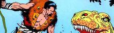 Cover Lus grâce à Marvel Unlimited