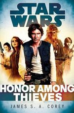 Couverture Honor Among Thieves - Star Wars : Empire and Rebellion, tome 2