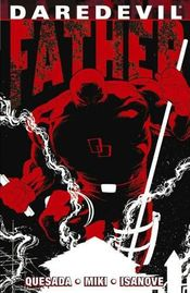Couverture Daredevil : Father