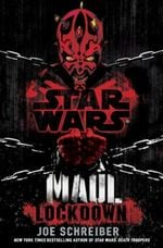 Couverture Star Wars : Maul - Lockdown