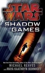 Couverture Star Wars : Shadow Games