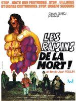 Affiche Les Raisins de la mort