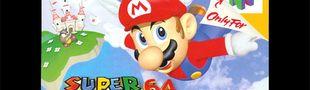 Jaquette Super Mario 64
