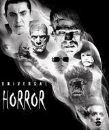 Affiche Universal Horror