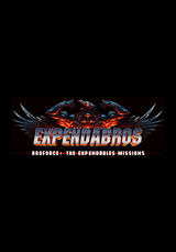 Jaquette Expendabros - Broforce : The Expendables Missions
