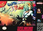 Jaquette Earthworm Jim