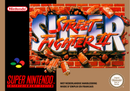 Jaquette Super Street Fighter II