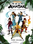 Couverture Avatar : The Last Airbender - The Search (library edition)