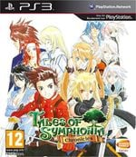 Jaquette Tales of Symphonia : Chronicles