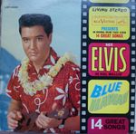 Pochette Blue Hawaii (OST)