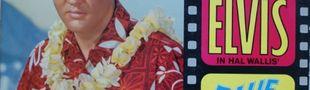 Pochette Blue Hawaii (OST)