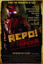 Affiche Repo ! The Genetic Opera