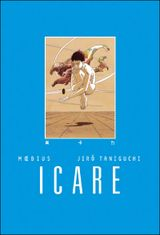 Couverture Icare