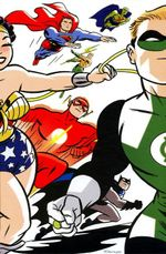 Couverture DC : The New Frontier, Intégrale