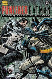Couverture Punisher Batman