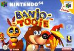 Jaquette Banjo-Tooie