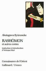 Couverture Rashômon et autres contes