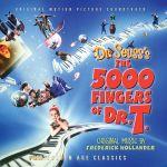 Pochette The 5,000 Fingers of Dr. T. (OST)