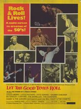 Affiche Let the Good Times Roll