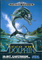 Jaquette Ecco the Dolphin