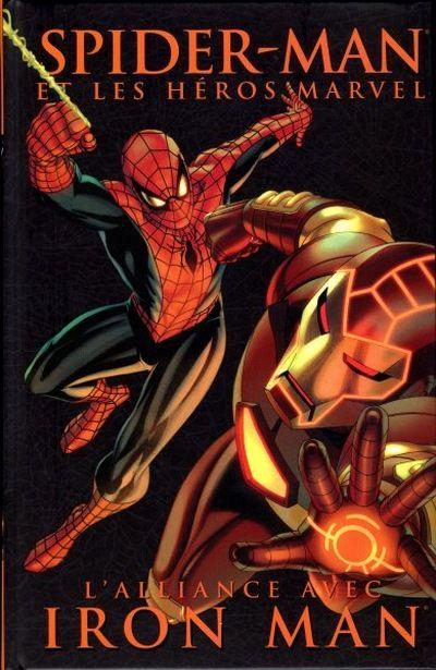 L 39 alliance avec iron man spider man et les h ros marvel - Et spider man ...